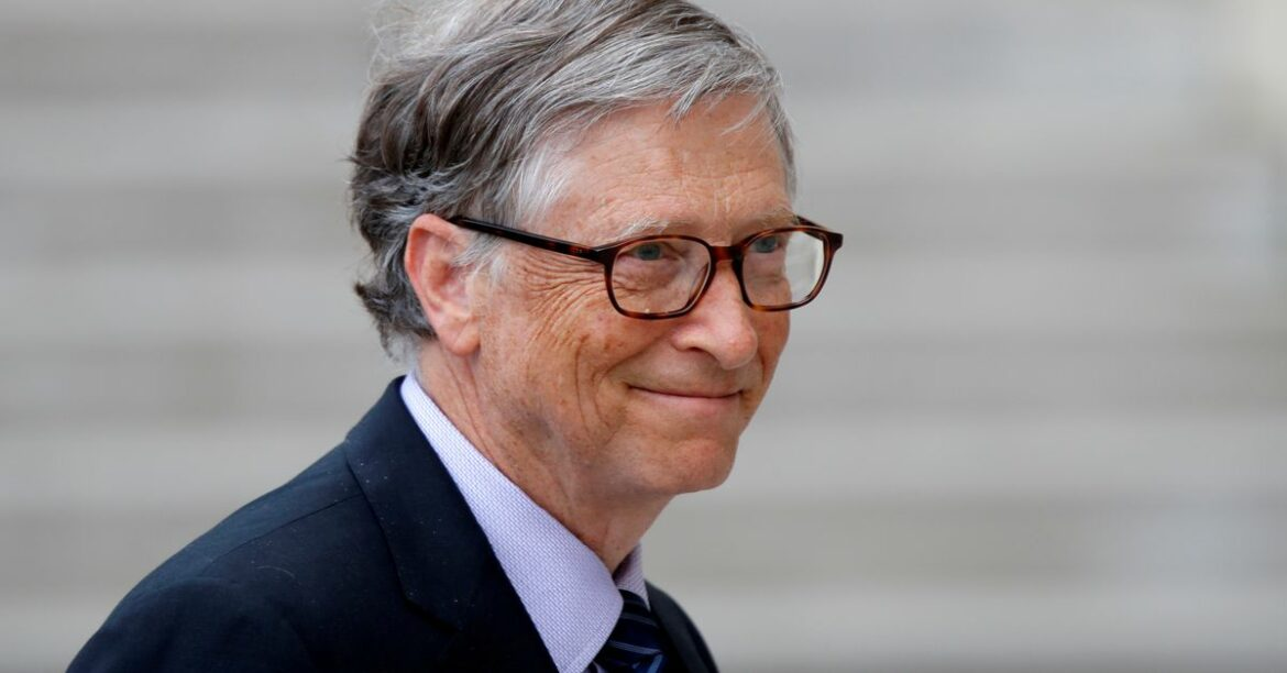 Microsoft says it investigated Gates' involvement with employee