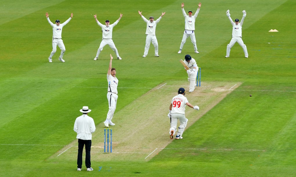 Good stories and players abound as county cricket seizes rare spotlight